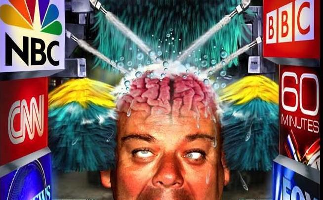 The Perceptual War: Consciousness Besieged pt. 2 TV and Mass Media