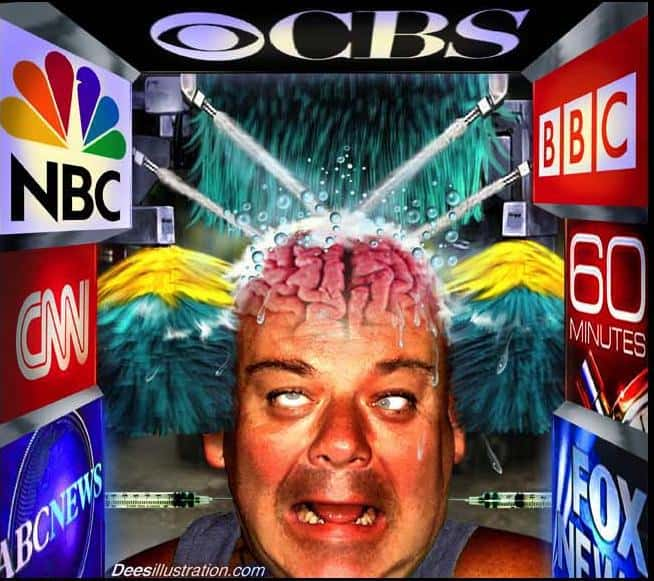 The Perceptual War: Consciousness Besieged pt. 2 TV and Mass Media