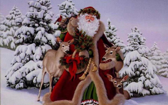 The Mythological Foundations of Christmas and Santa Claus