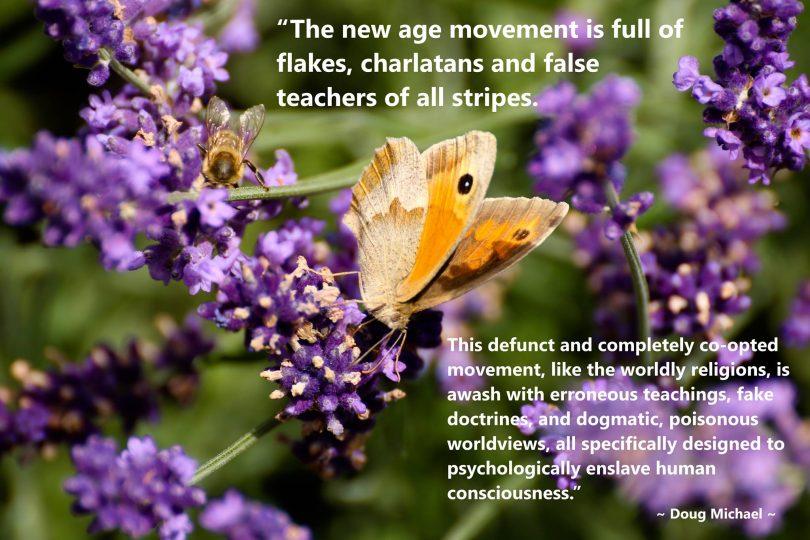 The New Age Movement & AI