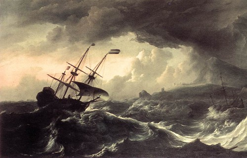 Sailing the Stormy Seas of Calamity