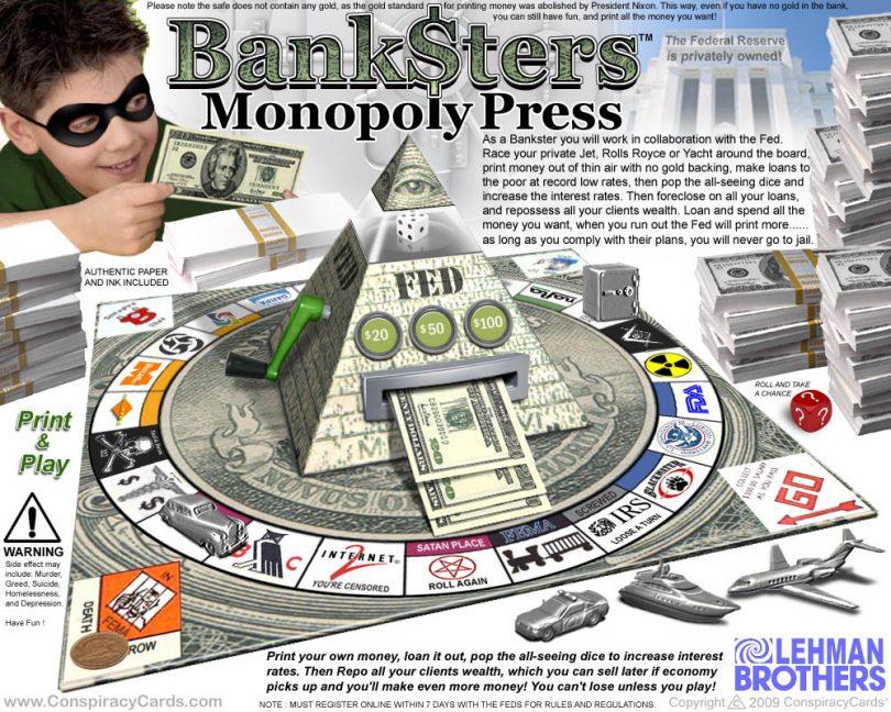 Creditors and Debtors: Neo-feudalism and Human Chattel