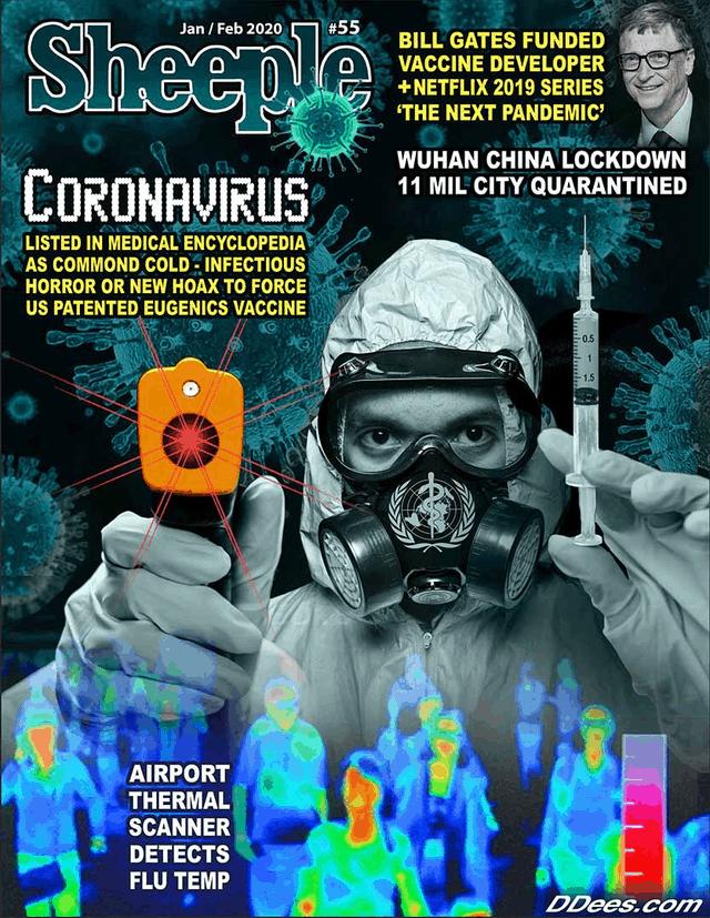 Coronavirus Panic pt 5: Economic Devastation and Corporate Takeover